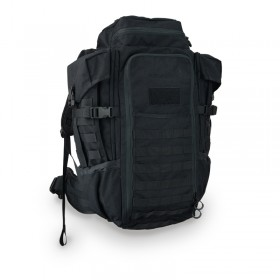 Рюкзак EBERLESTOCK Halftrack Pack, Black (F3MB)