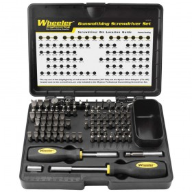 Комплект инструментов Wheeler Gunsmith Kit 89 Piece (WHEE-562-194)